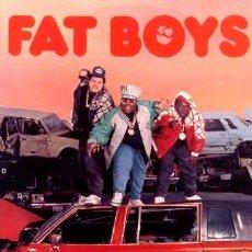 Discos de vinilo: FAT BOYS ··· CRUSHIN' - (LP 33 RPM) ··· NUEVO. Lote 20277766