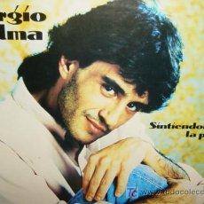 Discos de vinilo: SERGIO DALMA FESTIVAL DE EUROVISION AÑO . Lote 5006989