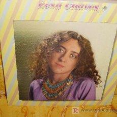 Discos de vinilo: ROSA CHAVES LP SELLO HISPAVOX. Lote 5007050