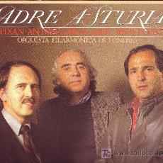 Discos de vinilo: JOAQUIN PIXAN-ANTON GARCIA ABRIL JESUS L.COBOS LP MADRE ASTURIAS CON ENCARTE LETRA DE CANCIONES. Lote 13919487