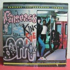 Discos de vinilo: RAMONES ( SUBTERRANEAN JUNGLE ) USA-1983 LP33. Lote 5014318