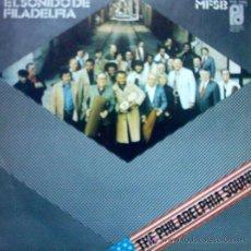 Discos de vinilo: EL SONIDO DE FILADELFIA 1974. Lote 24986693