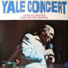 Discos de vinilo: DUKE ELLINGTON. YALE CONCERT LP 33 RPM FANTASY 1974 . Lote 27620503