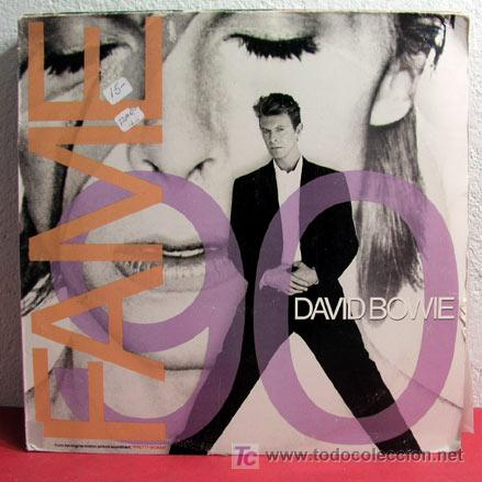 DAVID BOWIE ''FILM PRETTY WOMAN'' ( FAME 90 ) USA-1990 LP33 EMI (Música - Discos - LP Vinilo - Pop - Rock Extranjero de los 90 a la actualidad)