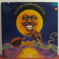 Discos de vinilo: THE RETURN OF THE MOONGLOWS USA-1972 LP33. Lote 5077163