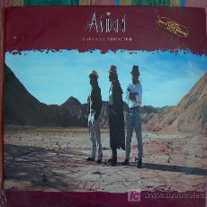 Discos de vinilo: LP - ASWAD - DISTAN'T THUNDER - ORIGINAL ESPAÑOL, ISLAND RECORDS 1988. Lote 46574889