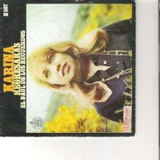 Discos de vinilo: KARINA ,EL BAUL DE LOS RECUERDOS. Lote 5106990