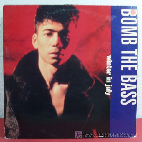BOMB THE BASS ( WINTER IN JULY 3 VERSIONES - YOU SEE ME IN 3D ) ENGLAND-1991 (Música - Discos - LP Vinilo - Pop - Rock Extranjero de los 90 a la actualidad)