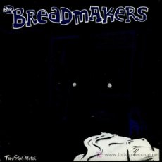 Discos de vinilo: THE BREADMAKERS - MEMPHIS TRAIN / TWO STAR MOTEL / COUSE OF IT ALL / KEEP WHAT I GOT - EP. Lote 18044101