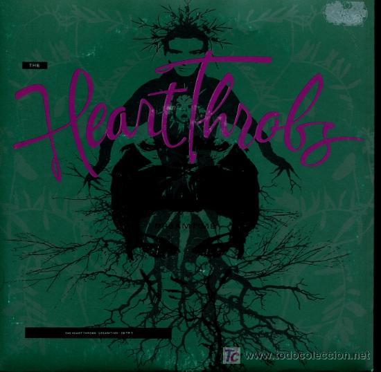 HEART THROBS - DREAMTIME / DREAMTIME (MIX) - 1990 (Música - Discos - Singles Vinilo - Pop - Rock Extranjero de los 90 a la actualidad)