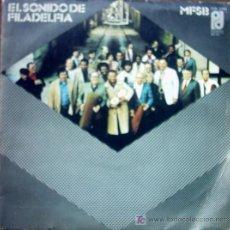 Discos de vinilo: EL SONIDO DE FILADELFIA. Lote 25337438