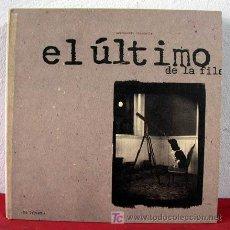 Discos de vinilo: EL ULTIMO DE LA FILA ( ASTRONOMIA RAZONABLE ) MADRID-1993 LP33. Lote 12410712