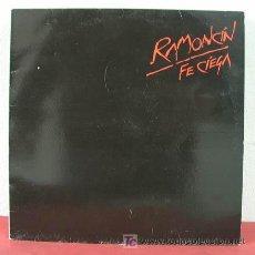 Discos de vinilo: RAMONCIN ( FE CIEGA ) MADRID-1988 LP33. Lote 5160864