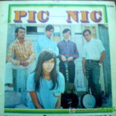 Discos de vinilo: PIC-NIC. Lote 25337457