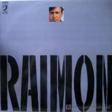 Discos de vinilo: RAIMON. CANTAREM LA VIDA. LP 33 RPM DISCOPHON 1971. MUY BUSCADO. .. Lote 27317365