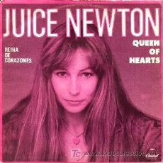 Discos de vinilo: JUICE NEWTON ··· CANNONS IN THE RAIN / LADY AND THE OUTLAW - (SINGLE 45 RPM). Lote 20260969
