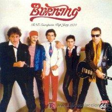 Discos de vinilo: DOBLE SINGLE BURNING DIRECTO DE 1976 VINILO. Lote 24802935