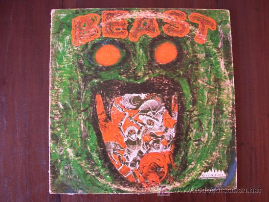 BEAST - HIGHER & HIGHER - (USA-EVOLUTION-1969) PSYCH LP (Música - Discos - LP Vinilo - Pop - Rock Extranjero de los 50 y 60)