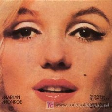 Discos de vinilo: MARILYN MONROE ··· I'M GONNA FILE MY CLAIM / AFTER YOU WHAT YOU WANT - (SINGLE 45 RPM). Lote 20417944