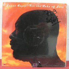 Discos de vinilo: ISAAC HAYES ( FOR THE SAKE OF LOVE ) POLYDOR USA-1978 LP33. Lote 5223432