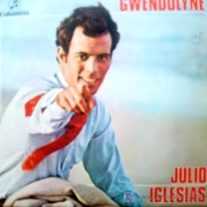 Discos de vinilo: JULIO IGLESIAS. Lote 24986641