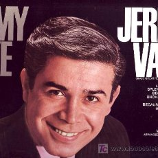 Discos de vinilo: JERRY VALE LP BE MY LOVE ORIGINAL USA CL2181 COLUMBIA VER FOTO ADICIONAL. Lote 17690202