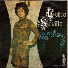 Discos de vinilo: LOLITA SEVILLA SINGLE SELLO DISCOPHON . Lote 5235283