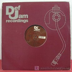 Discos de vinilo: DA RANJAHZ (SHOW ME LOVE - WHAT COULD BE BETTER B''H - MOST GUTTER - ARMS UP) LP33 DOBLE USA. Lote 5251434