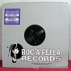 Discos de vinilo: CAM'ROM(HEY LADY FEATURING FREEKEY ZEEKEY - GET 'EM GIRIS - SHAKE FEATURING JR WRITER) NEW YORK-2004. Lote 5252592