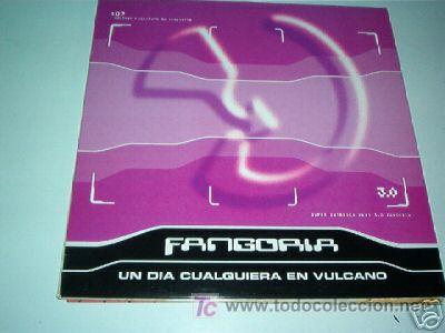 LP FANGORIA UN DIA CUALQUIERA EN VULCANO 3.0 ALASKA VINILO (Música - Discos - LP Vinilo - Grupos Españoles de los 70 y 80)