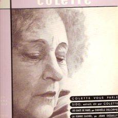 Discos de vinilo: COLETTE 10¨(25 CTMS.) DEL SELLO FESTIVAL EDCION FRANCESA. Lote 5260336