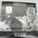 Discos de vinilo: LP NIRVANA BLEACH VINILO. Lote 139309410
