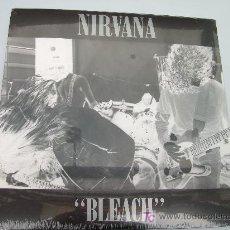 Discos de vinilo: LP NIRVANA BLEACH VINILO. Lote 235684560