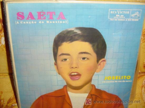 JOSELITO LP SELLO RCA-VICTOR EDICION BRASILEIRA (Música - Discos - LP Vinilo - Flamenco, Canción española y Cuplé)