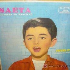 Discos de vinilo: JOSELITO LP SELLO RCA-VICTOR EDICION BRASILEIRA. Lote 5267786