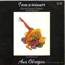Disques de vinyle: ANA OBREGON CANTA EL TEMA DE LA PELICULA FREDY EL CROUPIER. Lote 5272666
