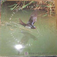 Discos de vinilo: LP DOBLE RECOPILATORIO DE MIKE OLDFIELD. Lote 21359814