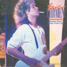 Discos de vinilo: ERIC CARMEN - I WANNA HEAR IT FROM YOUR LIPS / SPOTLIGHT - PROMO ESPAÑOL DE 1984. Lote 5298311