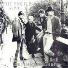 Discos de vinilo: EP THE SMITHS HAND IN GLOVE +2 MUY RARO. Lote 269819888