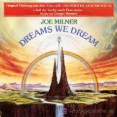 Discos de vinilo: JOE MILNER / MUSICA GIORGIO MORODER - (SINGLE 45R) ··· BSO DEL FILM - LA HISTORIA INTERMINABLE II. Lote 20447047