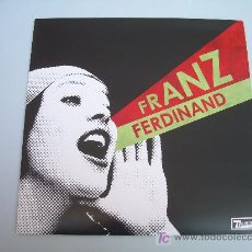 Disques de vinyle: LP FRANZ FERDINAND YOU COULD HAVE IT SO MUCH BETTER VINILO. Lote 215939346