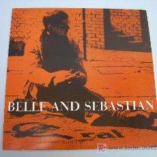 Discos de vinilo: MX BELLE AND SEBASTIAN THIS IS JUST A MODERN ROCK SONG 4 CANCIONES DESCATALOGADO. Lote 115700851