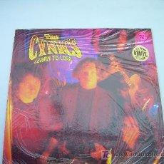 Disques de vinyle: LP THE CYNICS - LEARN TO LOSE , VINILO DE 150 GR , VINYL. Lote 17044707