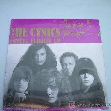 Discos de vinilo: LP THE CYNICS - TWELVE FLIGHTS VINILO DE COLOR. Lote 262387320