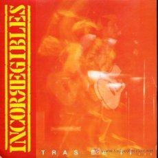 Disques de vinyle: INCORREGIBLES - TRAS DE TÍ... - 1992. Lote 6036556