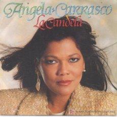 Discos de vinilo: ANGELA CARRASCO. Lote 5333720