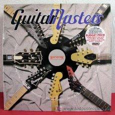 Discos de vinilo: GUITAR MASTERS 'MARTY FRIEDMAN, RANCER X, VICIOUS RUMORS, JASON BECKER...' 1989-HOLANDA LP33. Lote 5354051