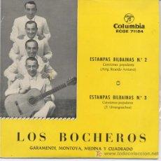 Discos de vinilo: LOS BOCHEROS. Lote 5377360
