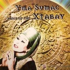 Discos de vinilo: YMA SUMAC 10¨PULGADAS SELLO AKARMA AÑO 2003. Lote 5393109