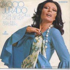 Discos de vinilo: ROCIO JURADO. Lote 5398889